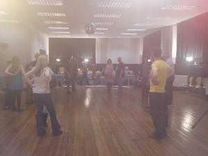 Dancers at the Devonshire Ceilidh