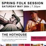 Spring Folk Session