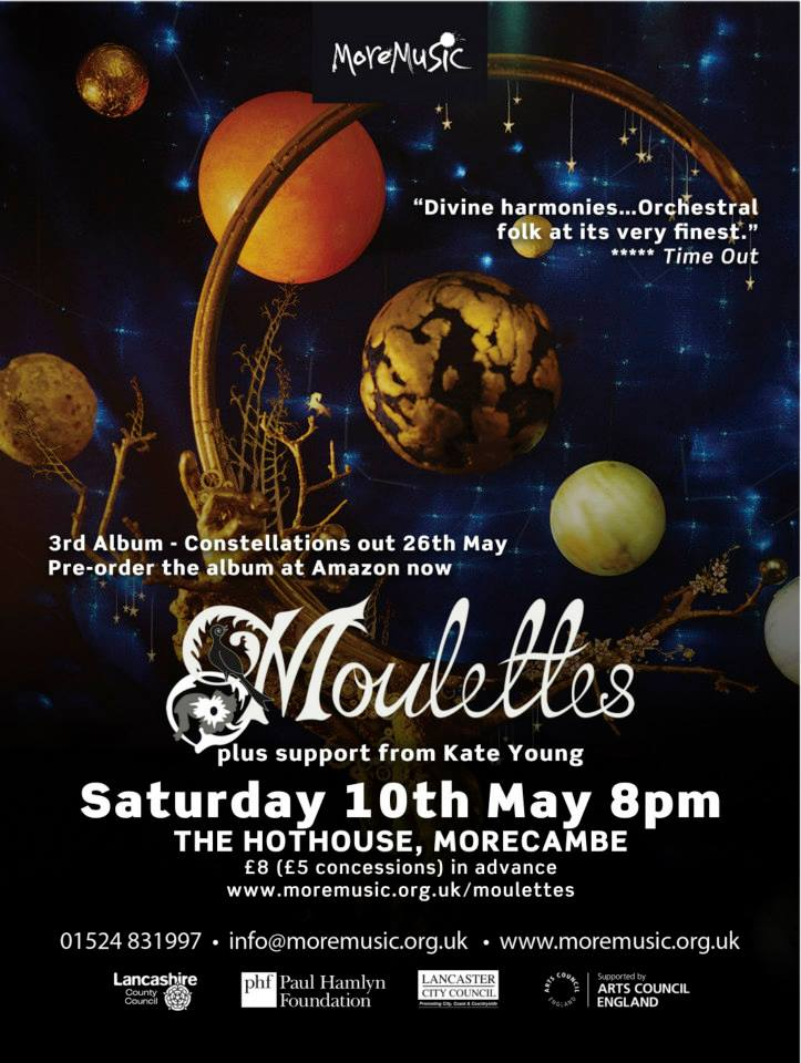 moulettes cover