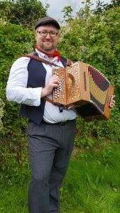 Ben Farmer Burnley Canal Fest 2016